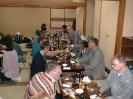 Tokyo / Essen im Azuma mit japanischen Freunden